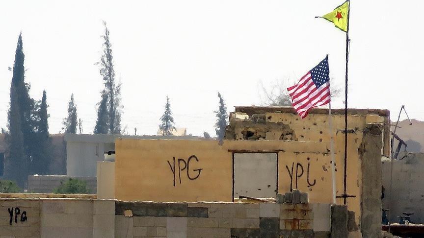 ABŞ Suriyada yeni PKK dəstəsi yaradır