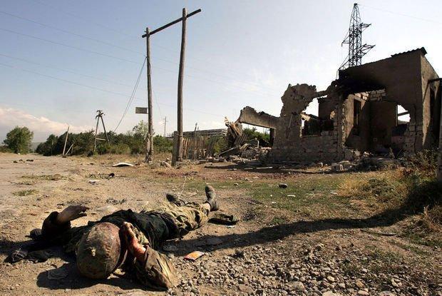 Qarabağda daha bir erməni hərbçisi öldü