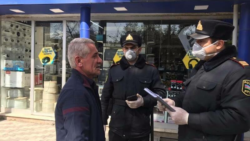 Azərbaycanda komendant saatı tətbiq edilə bilər - RƏSMİ