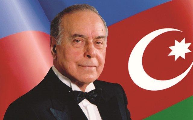Heydər Əliyevin 97-ci ildönümüdür
