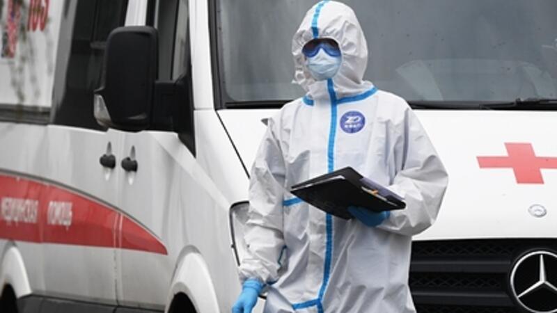 Rusiyada koronavirusa yoluxanların sayı 200 mini keçdi