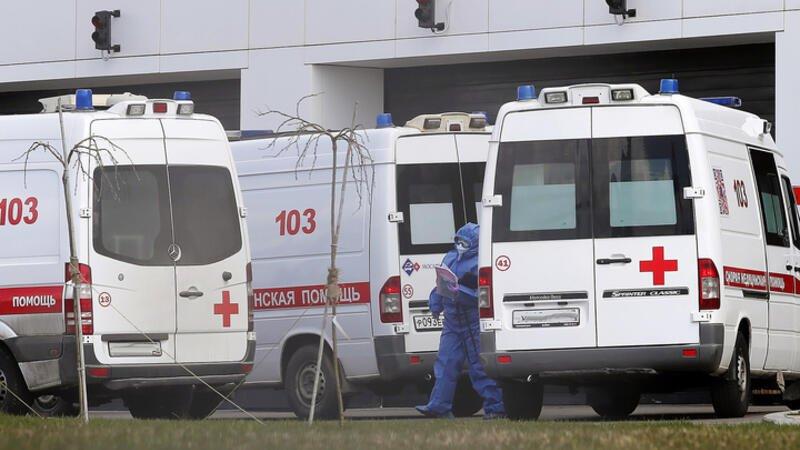 Rusiyada yanğın zamanı 10 nəfər öldü