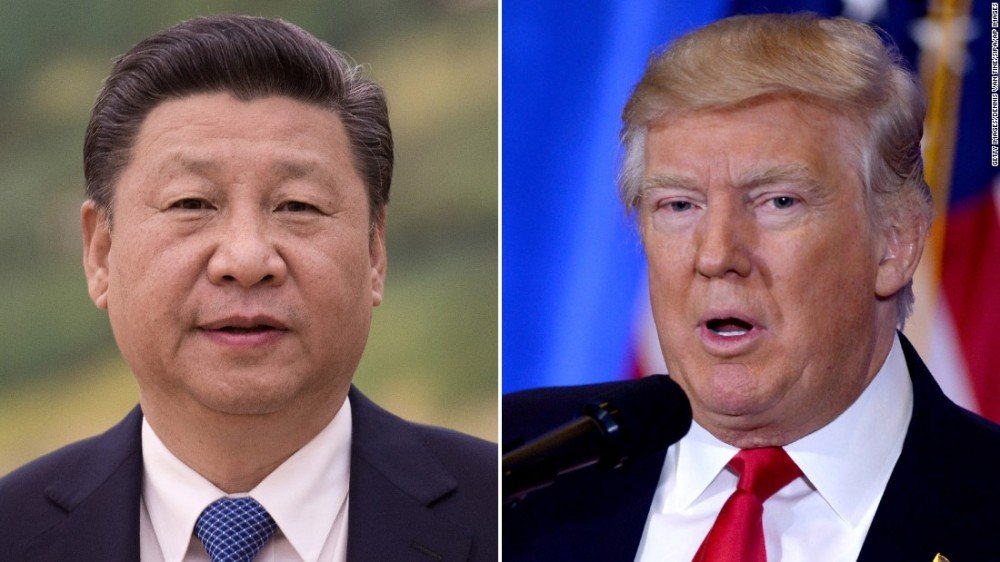 Çindən ABŞ-a cavab: Sanksiyaya başlayır