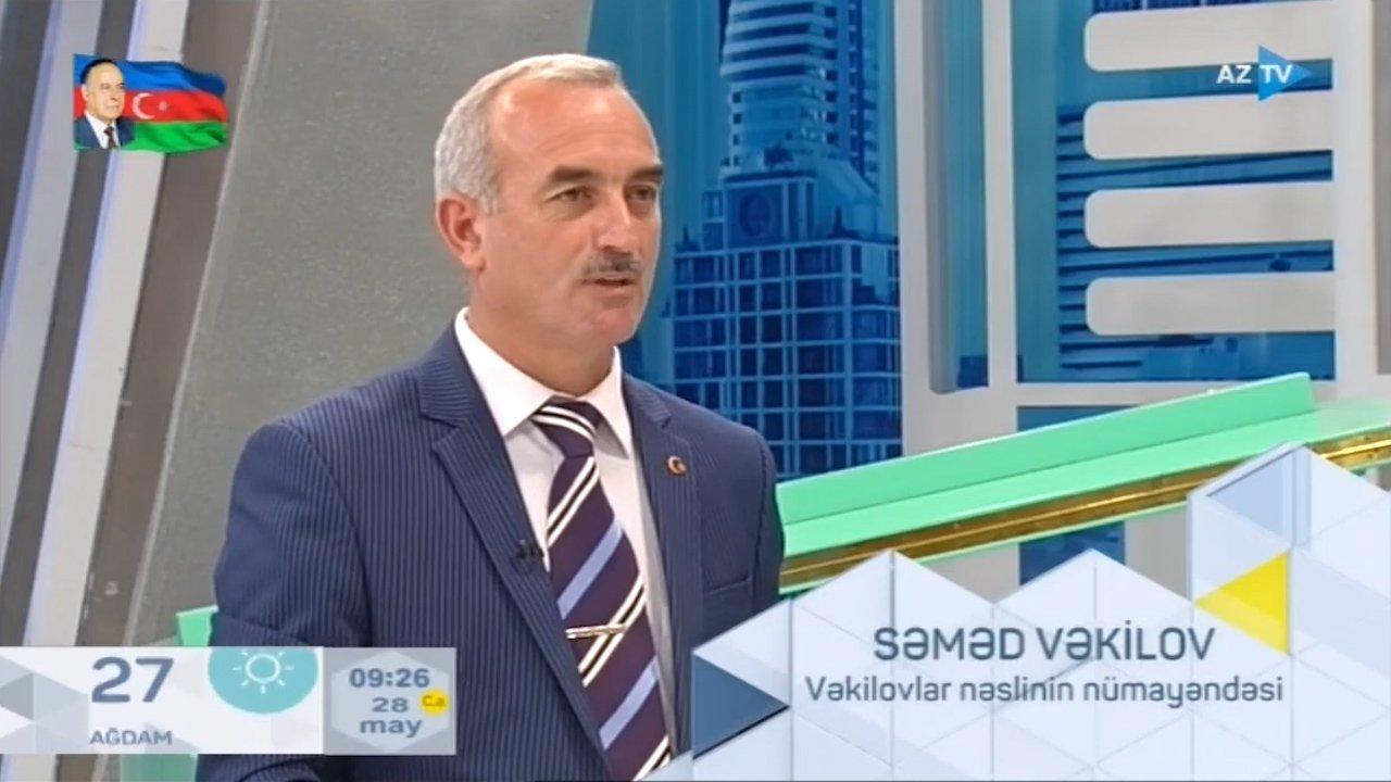 Səməd Vəkilov: Vəkilovlar Cümhuriyyət quruculuğu və döyüşlərdə - Çivə taboru