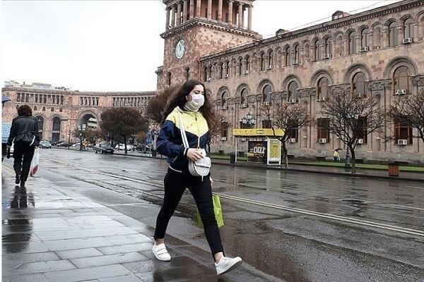 Ermənistanda bir gündə 8 nəfər koronadan öldü