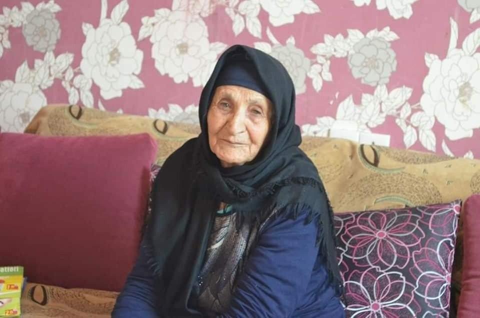 Millət vəkili şəhid anasını ziyarət edib - Fotolar