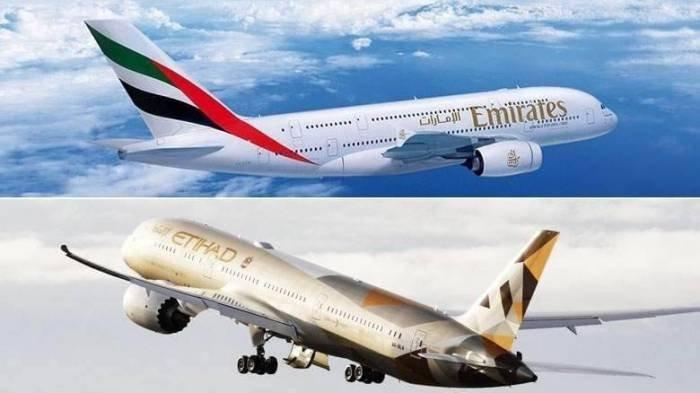 """""""Etihad Airways"""" iyunun 10-dan uçuşlara başlayır"""