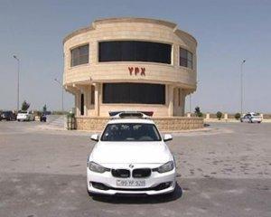 Salyanda DYP əməkdaşını maşın vurdu