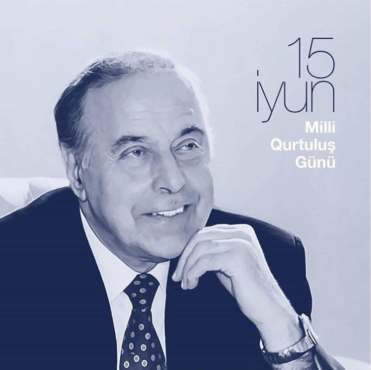 Mehriban Əliyevadan Milli Qurtuluş Günü münasibətilə paylaşım - FOTO