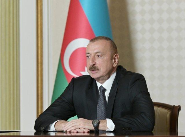 """""""Pandemiyadan əziyyət çəkən sahələrə yardım edəcəyik"""" - Prezident"""