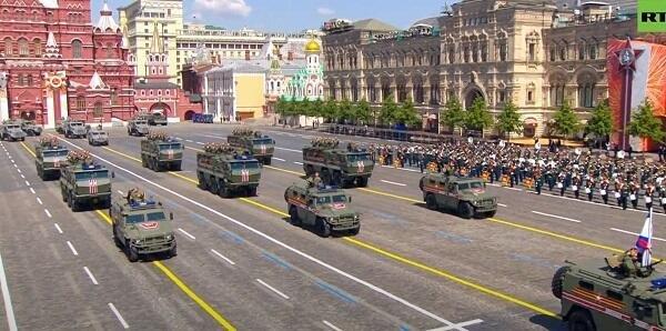 Moskvada paraddan öncə provokasiya: FTX-nin maşını...