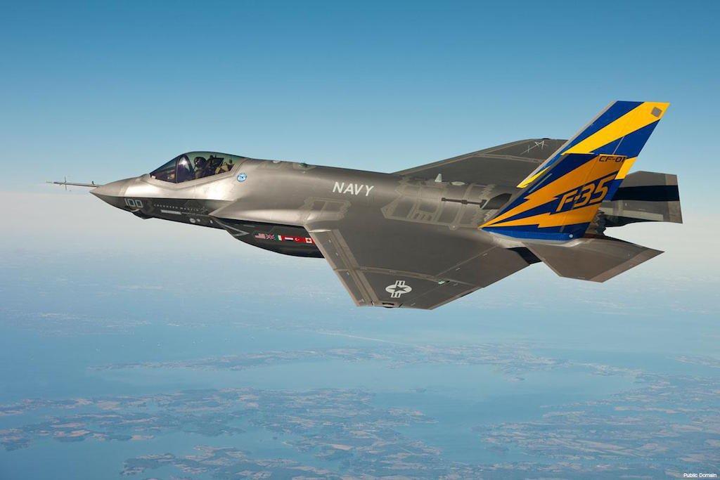 F-35-in tədarükü dayandırıldı: Hər an partlaya bilər