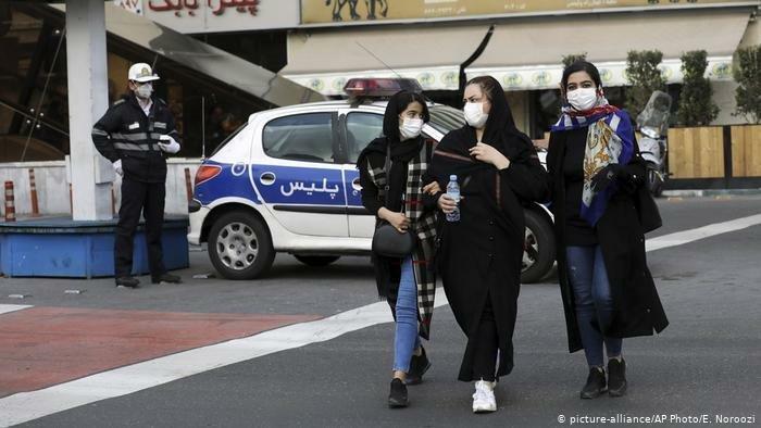 İranda bir gündə 114 nəfər öldü