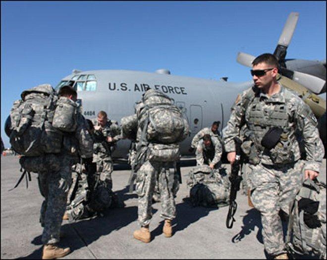 ABŞ İrana hərbi güc tətbiq edə bilər