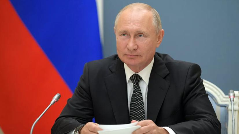 Putin referendumda səs verdi
