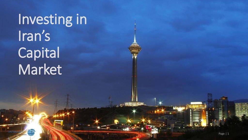 İranın artan kapital bazarı xarici investorlar üçün əla fürsətdir