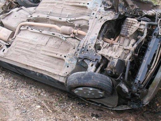 Lerikdə avtomobil dağdan aşdı: 3 nəfər öldü