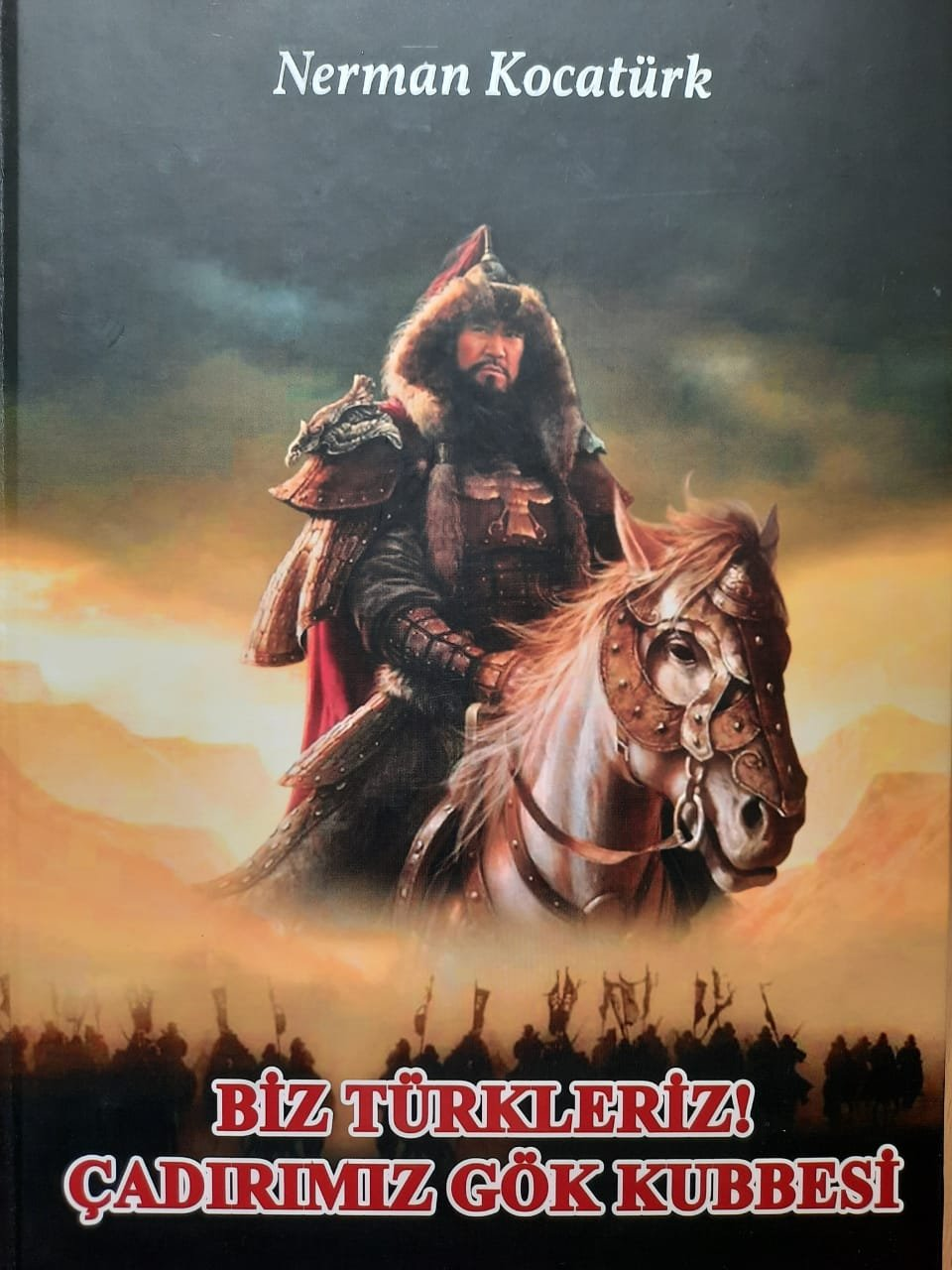 Ulu Türkün Qocatürk dühası....