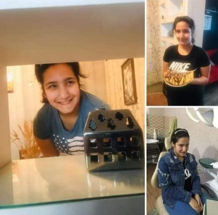 Bakıda 17 yaşlı qız itkin düşüb - FOTO