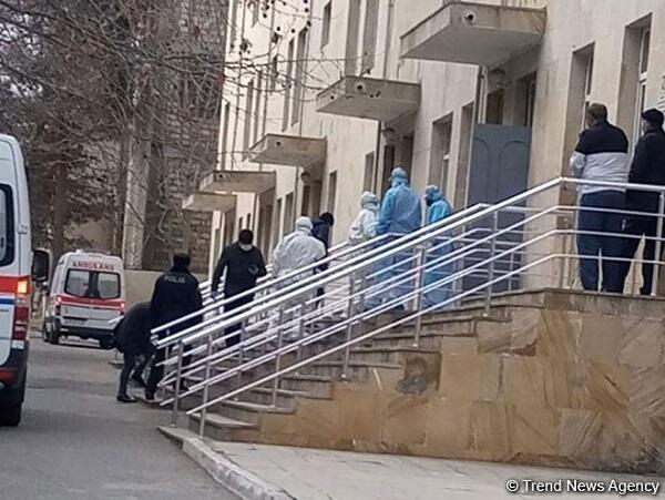 """""""Azərbaycan Bayrağı"""" ordenli polis koronadan öldü"""