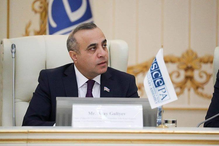 """""""Ermənistan həqiqəti qəbul etmək əvəzinə status-kvonu qorumağa çalışır"""" - Azay Quliyev"""