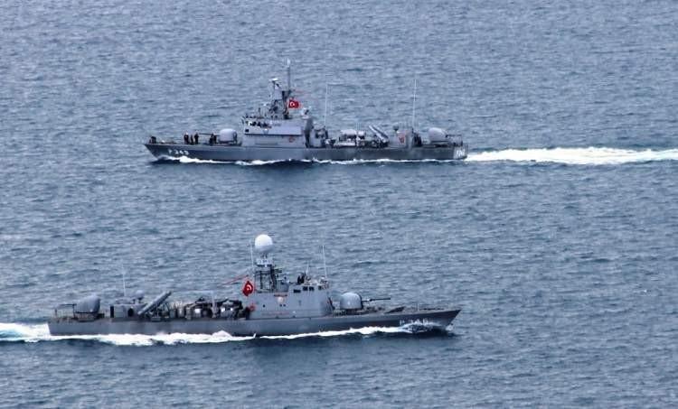 Türkiyə Şərqi Aralıqda döyüş hazırlığına başlayır
