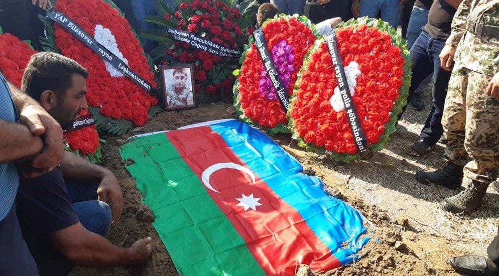 Azərbaycan Müdafiə Nazirliyi: Şəhidlərimizin qanı yerdə qalmayacaq