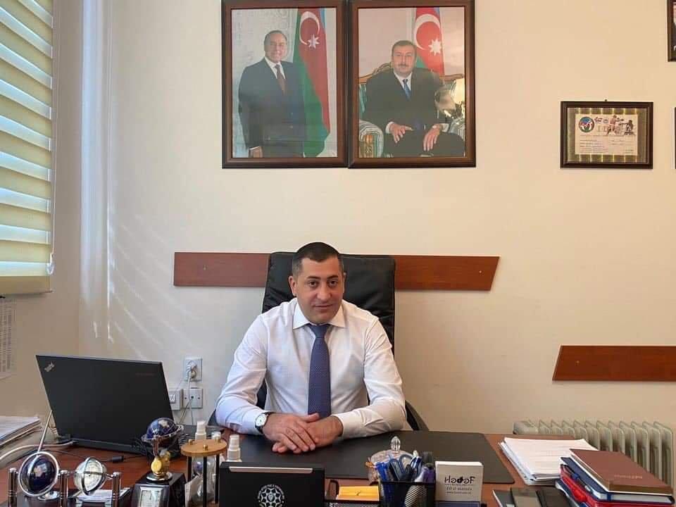 Xalqımızı, gənclərimizi birliyə, həmrəyliyə səsləyirəm...