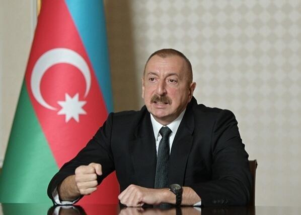 Prezident: Erməni ordusu layiqli cavabını aldı