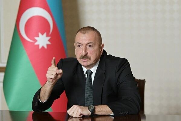 """Prezident: """"Qarabağda vuruşmaq istəyirəm"""" deyənlər hamısı..."""