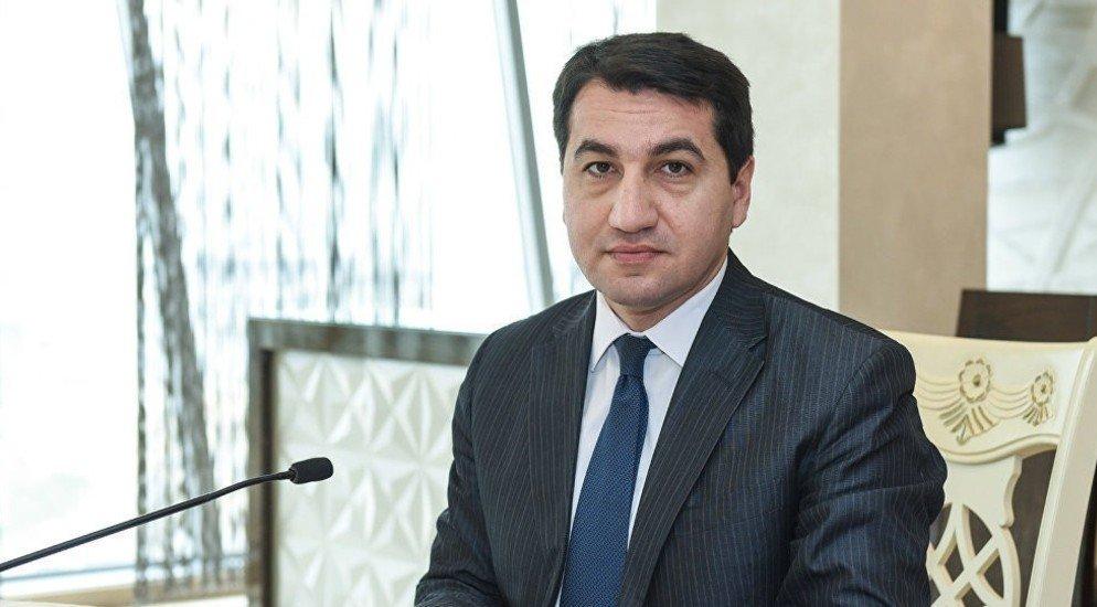 """Prezidentin köməkçisi: """"Münaqişənin danışıqlar yolu ilə həlli nəticə vermir"""""""