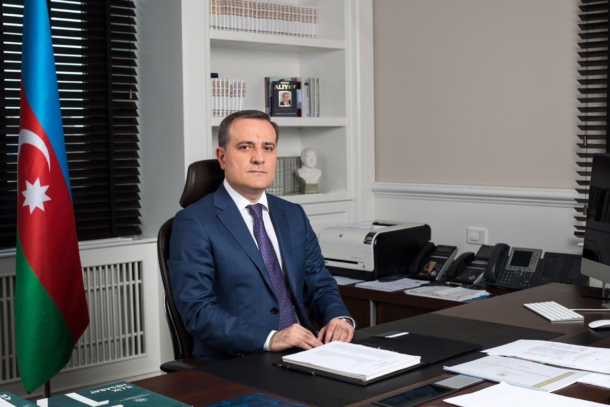 Prezident Ceyhun Bayramovu Xarici işlər naziri təyin etdi