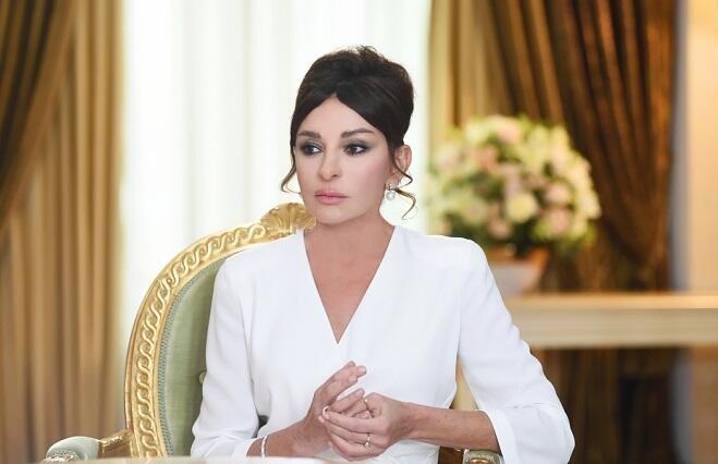 Mehriban Əliyeva Azərbaycan xalqına müraciət etdi
