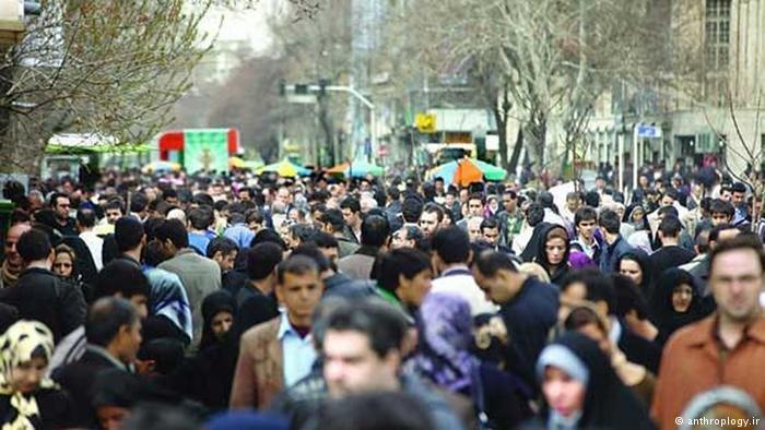 İranda yoxsulluq pik həddə qalxdı