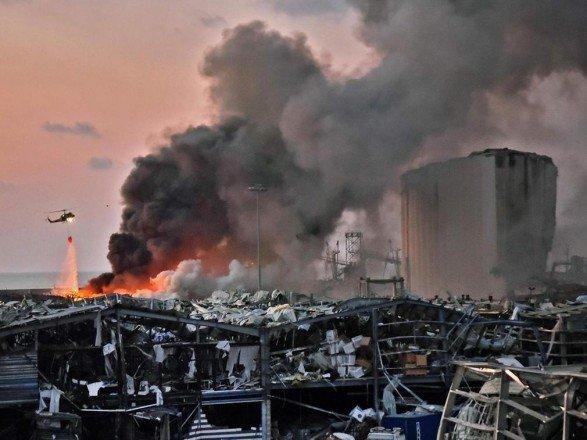 Beyrutdakı partlayışda ölü sayı 70-ə çatdı: 3,7 min yaralı var - YENİLƏNİB