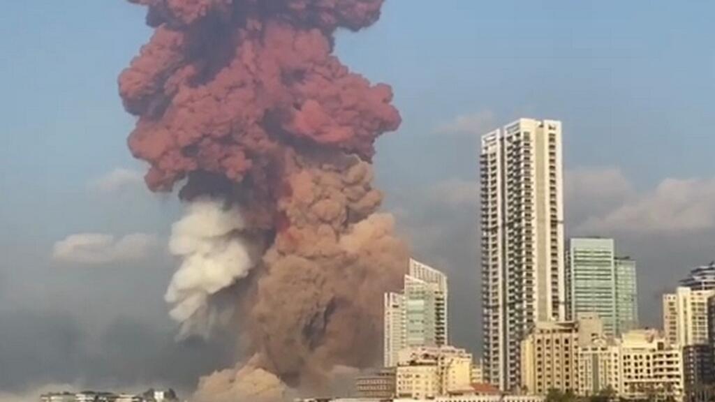 Beyrutda İran raketləri partlayıb? - Şok iddia