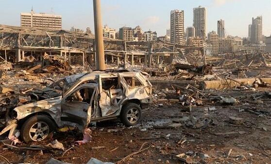 Beyrutu dağıdan ammonium Rustavidə istehsal olunub