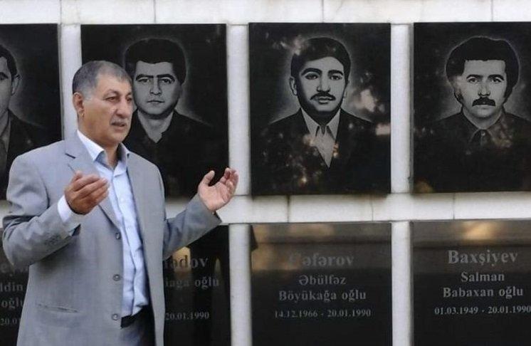 İki tarixin əbədi qəhrəmanı - FOTOLAR