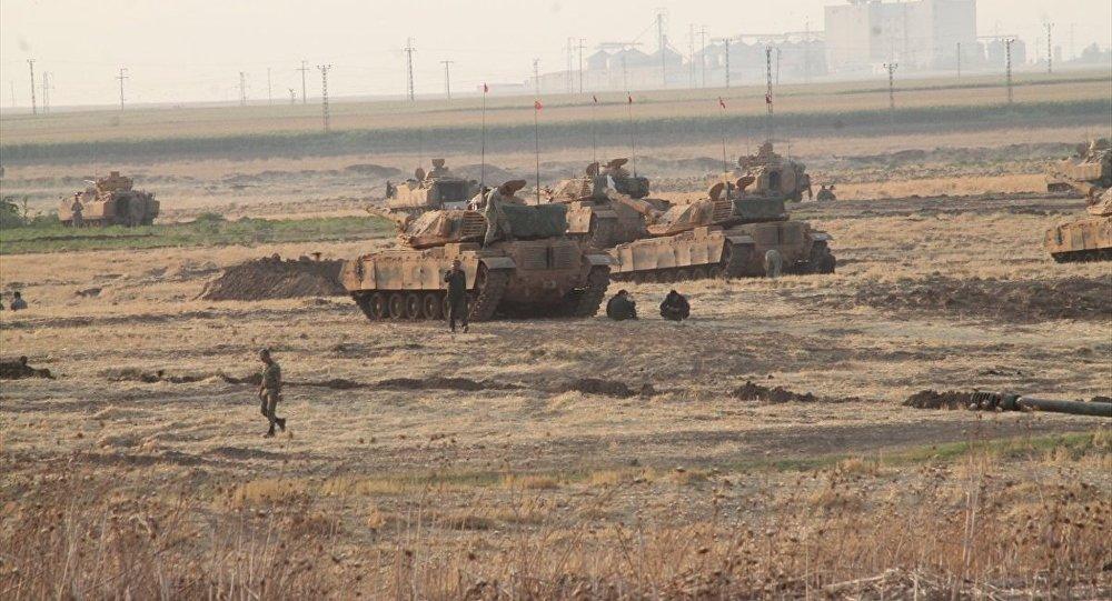Türkiyə İdlibə tank və artilleriya yerləşdirdi