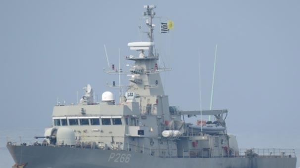 Yunan gəmiləri yaxınlaşdı: Türkiyə helikopterləri qaldırdı