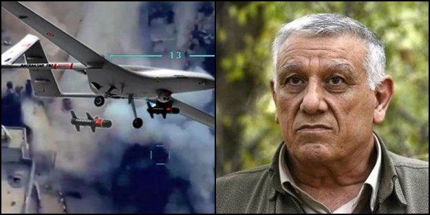 PKK terror təşkilatının 2 nömrəli ismi Cəmil Bayık məhv edildi