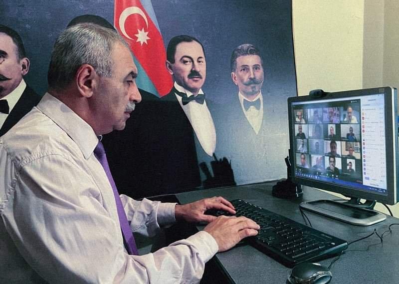 Elşən Həsənov yenidən ASP sədri seçilib