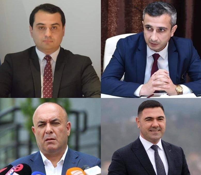 Gürcüstanda deputatlığa namizəd azərbaycanlılar...