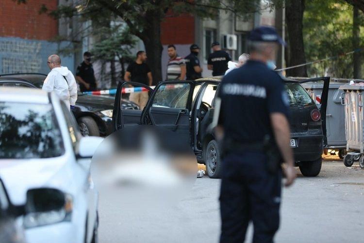 Serbiyada insident: ölən var