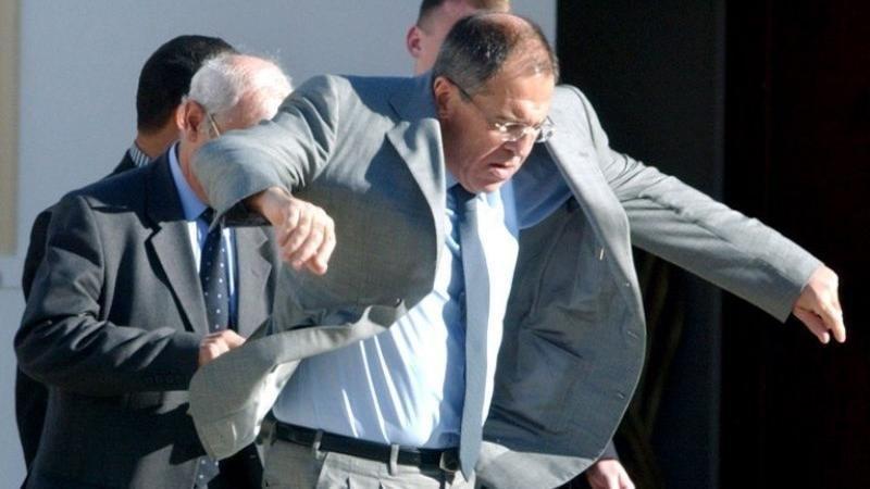 Lavrov: Qərb bütün əxlaq çərçivələrini aşıb