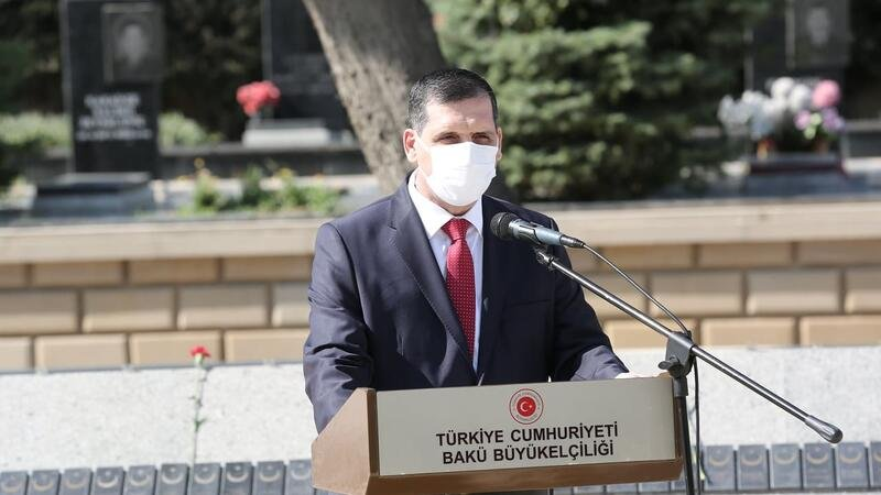 Azərbaycanın Türkiyənin mövqeyini dəstəkləməsi Ankaraya güc verir - Səfir
