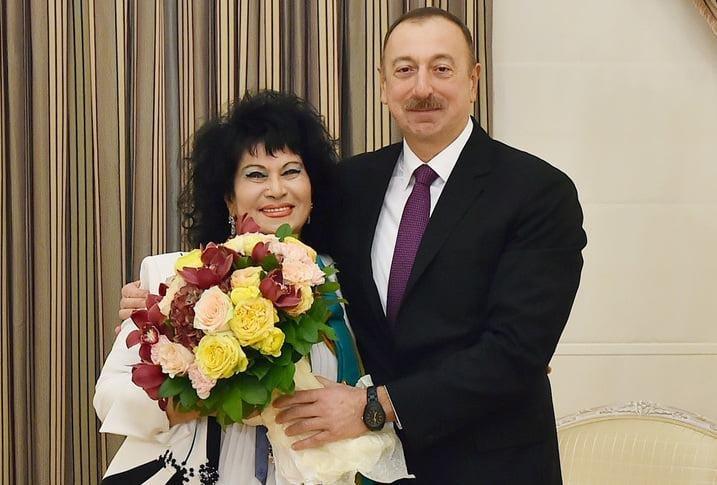 Zeynəb Xanlarova Prezidentə MÜRACİƏT ETDİ