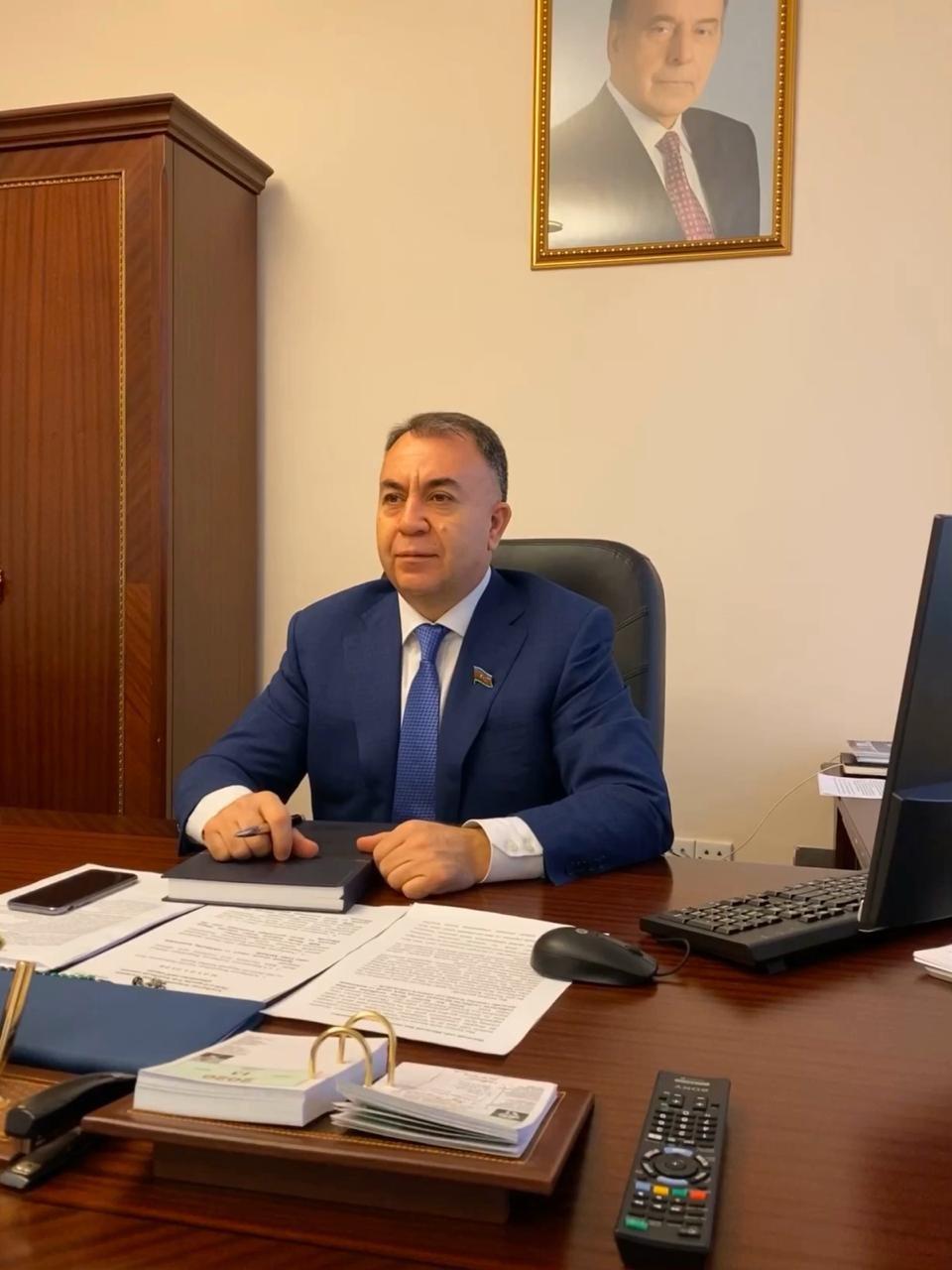 Azərbaycan artıq dünyada söz sahibi olan ölkədir - Sadiq Qurbanov