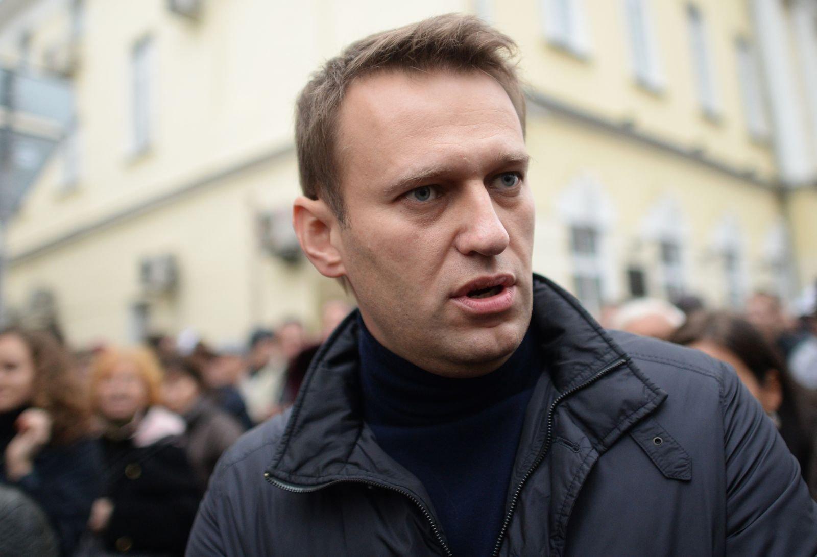 Navalnı geyimlərini Moskvadan tələb etdi