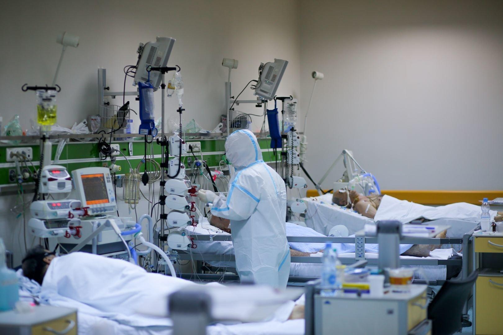 Azərbaycanda virusa yoluxanların sayında kəskin azalma - 92 yoluxma, 1 ölüm
